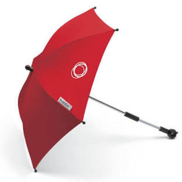 Bugaboo Parasol Umbrella Red