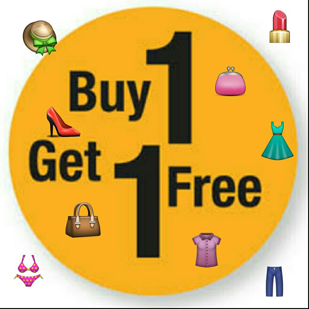 Buy 1 get 1 datang lagi !!!
