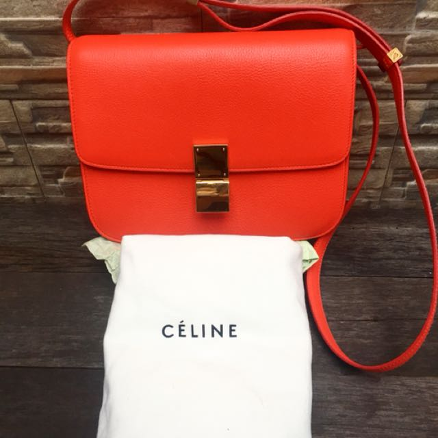 CELINE CLASSIC BOX, New, Neverbeen Used!
