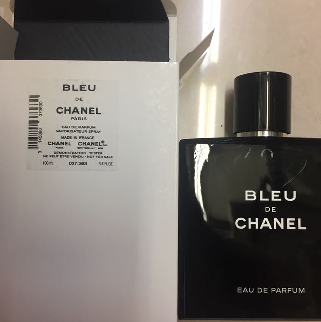 Chanel Bleu Edp 100ml Health Beauty Hand Foot Care On Carousell