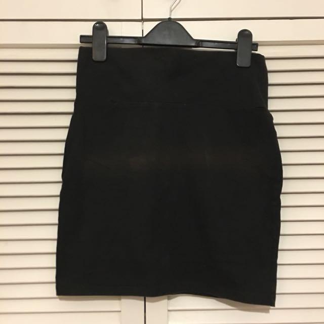 Charlotte Russe Cotton Skirt