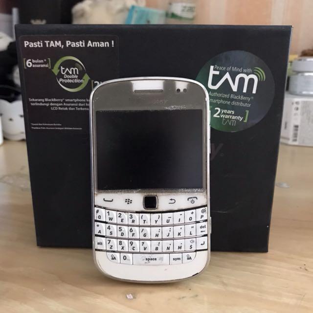 #CintaDiskon Blackberry bold 9900