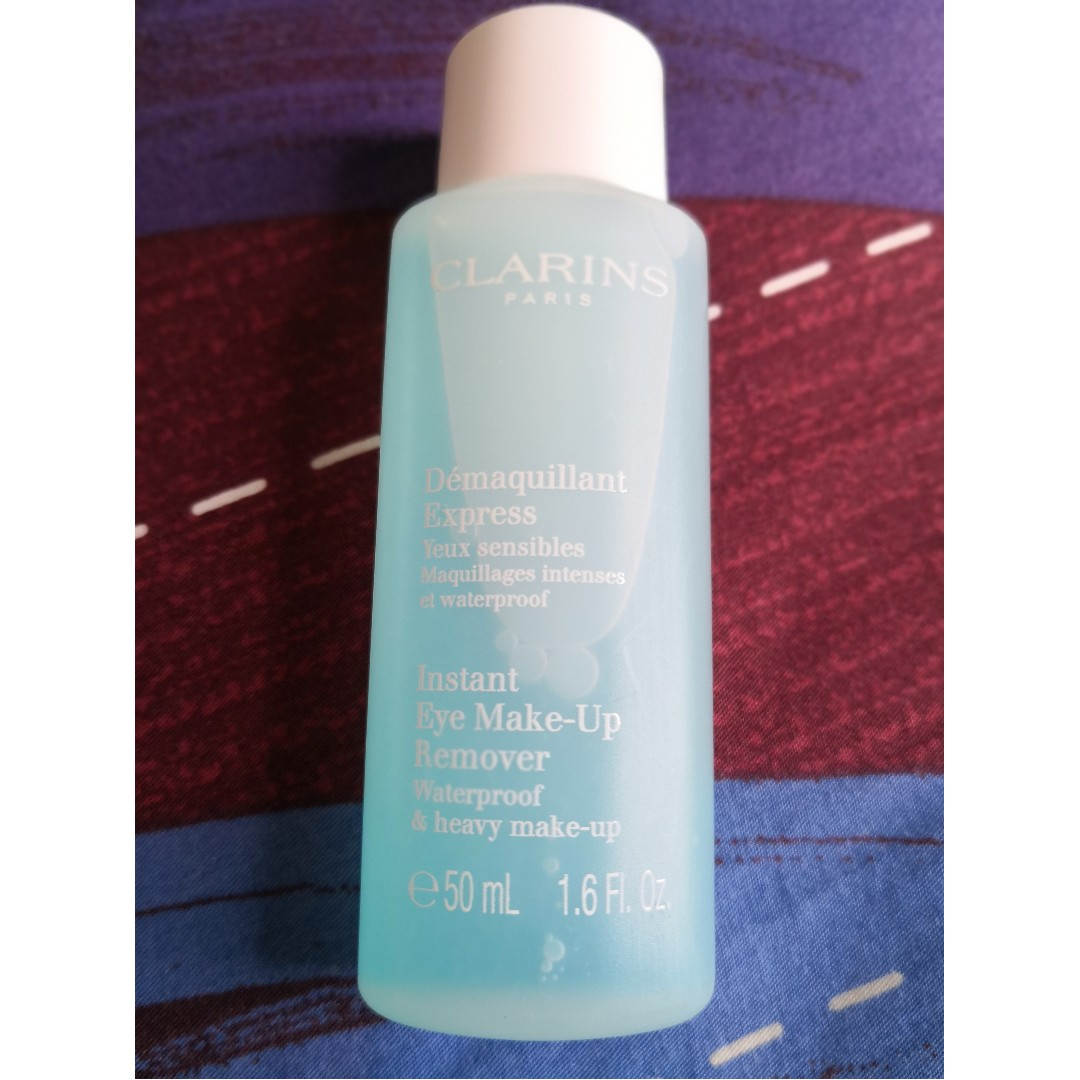 Clarins Instant Eye Makeup Remover 125ml Wish List