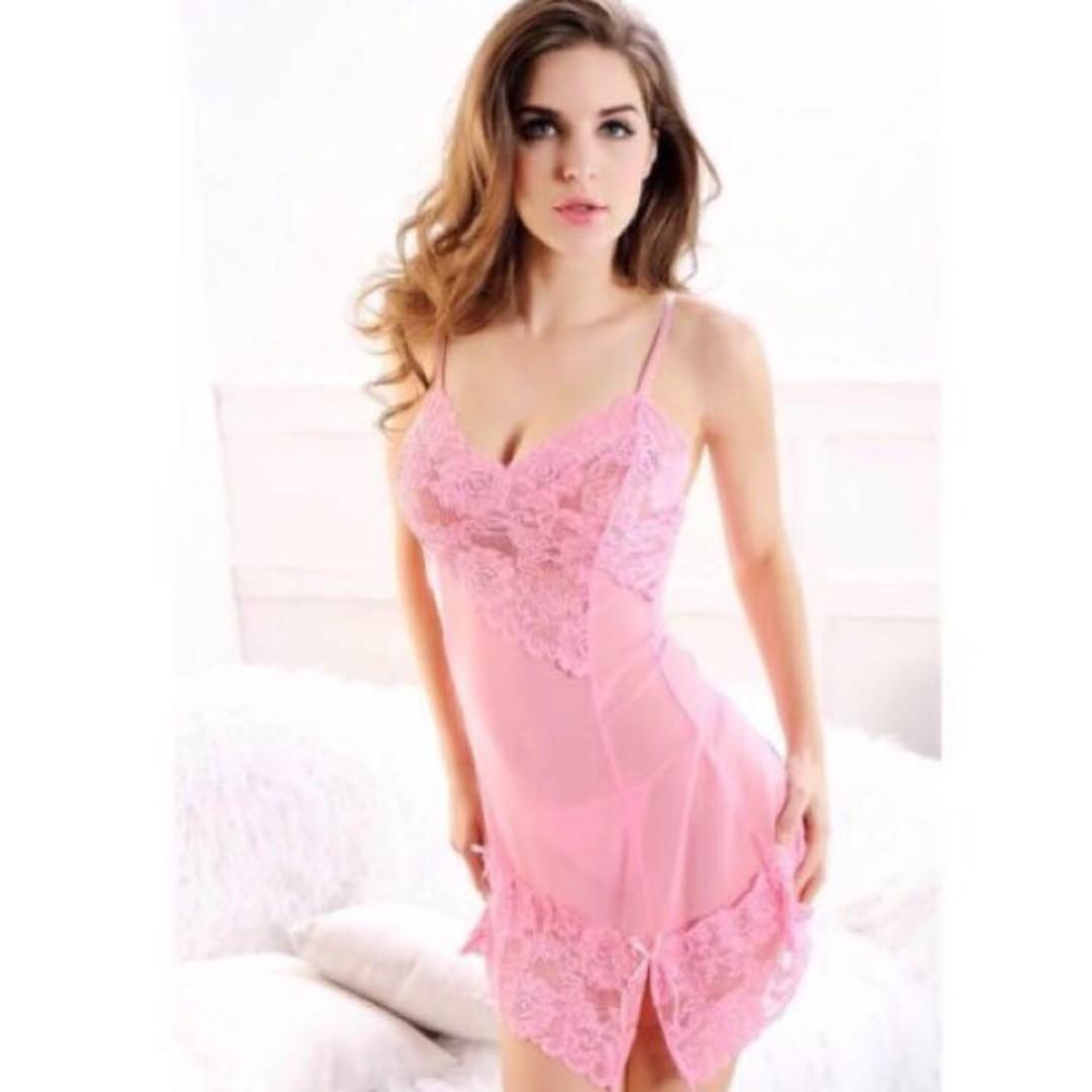 8e70c5ec97 clearance  translucent sexy tulle sleepwear   sleepdress   sleep dress    lingerie