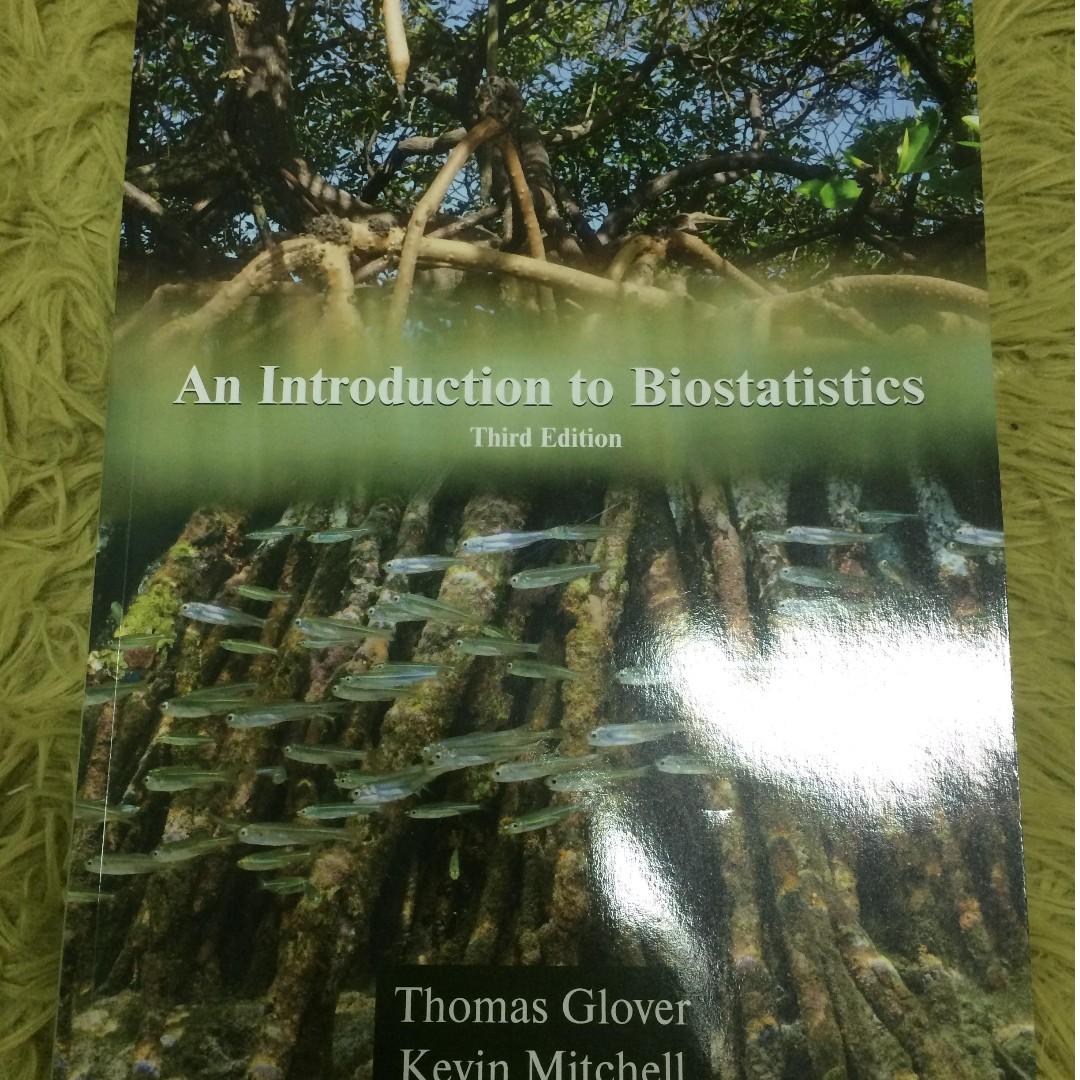 CLOVER生物統計學 #出清課本