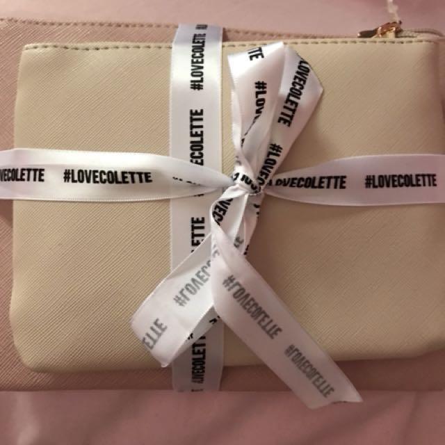 Colette Makeup bags