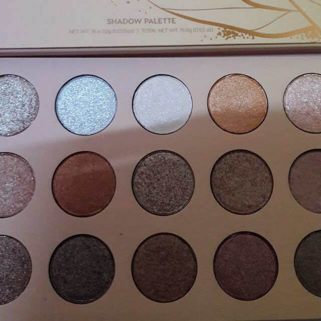 Colourpop golden state of mind 眼影
