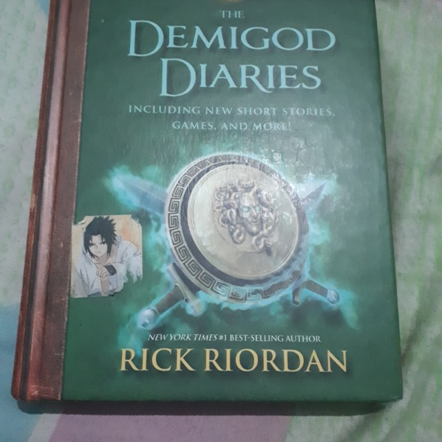 Demigod diaries