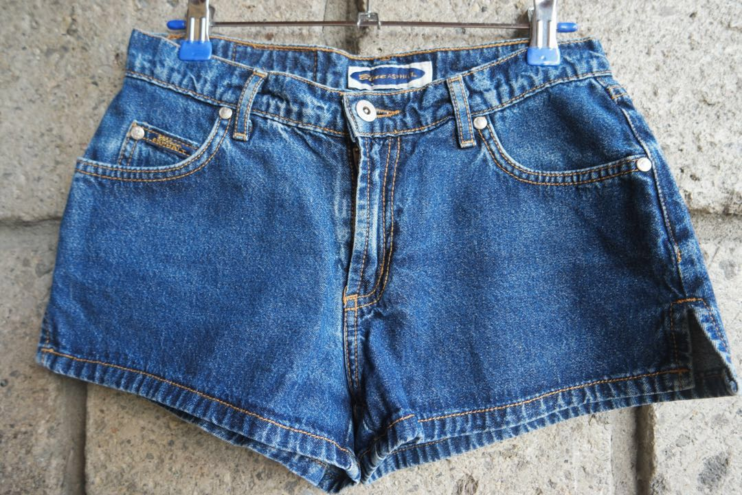 Denim Shorts (3)