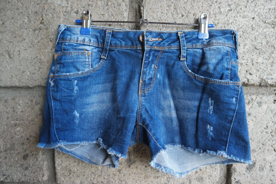 Denim Shorts (6)