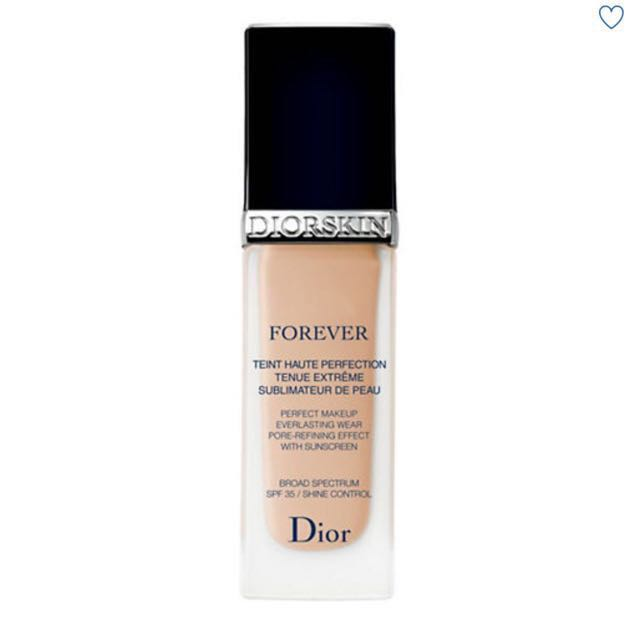 Dior diorskin forever perfect makeup foundation (shade 014)