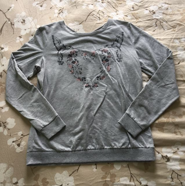 📮Dorothy Perkins Grey Top
