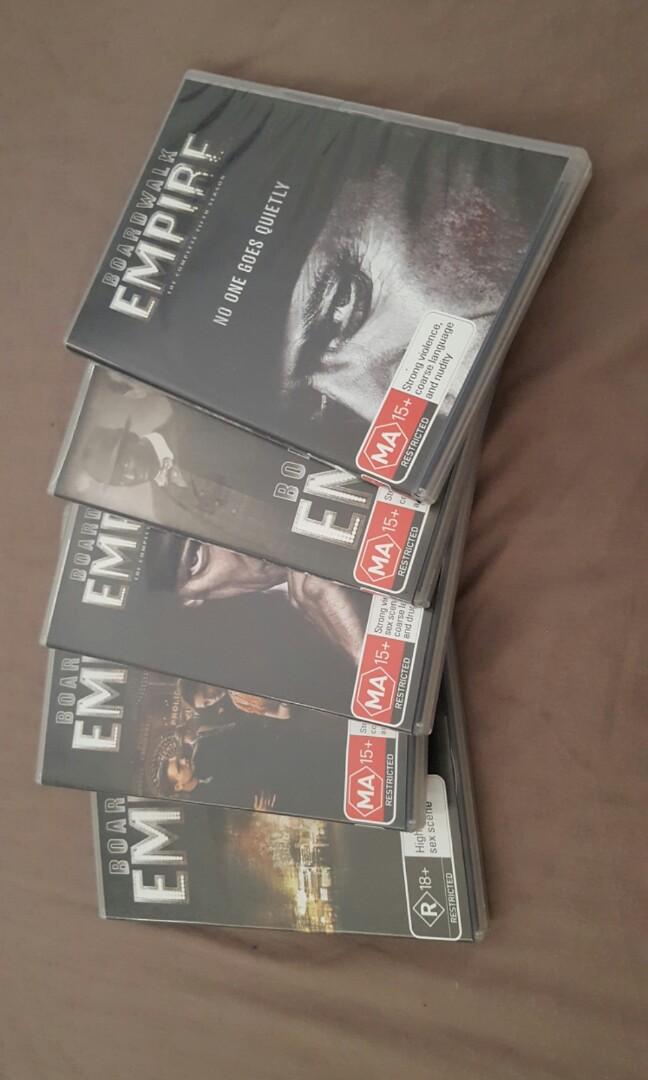 Empire seasons 1-5