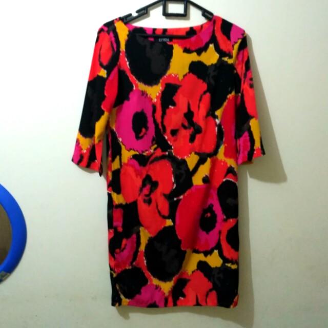 Eprise Dress Corak