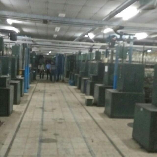 Ex Pabrik pemital Benang