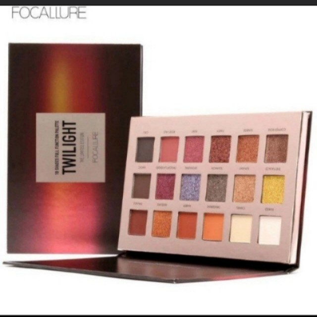 focallure Twilight edition Ready 🔥🔥