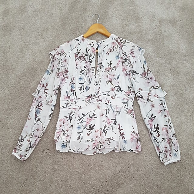 Forever New size 6 blouse