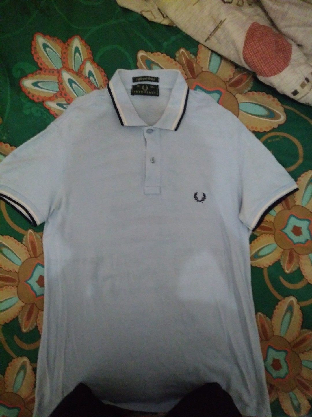 Fred perry polo shirt light and stretch