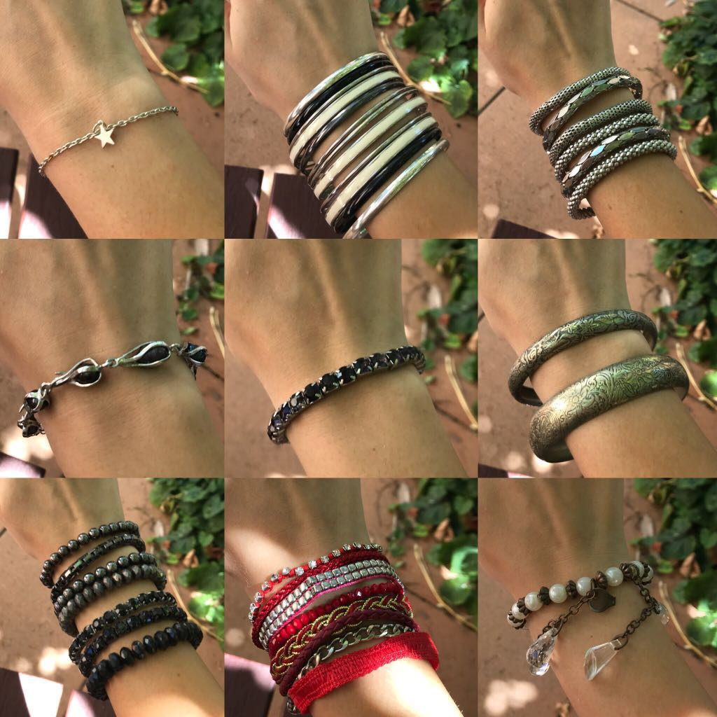FREE WITH ANY PURCHASE Bracelets and Rings