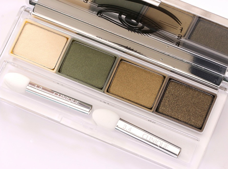 Freepos Clinique All About Shadow On Safari Eyeshadow Palette