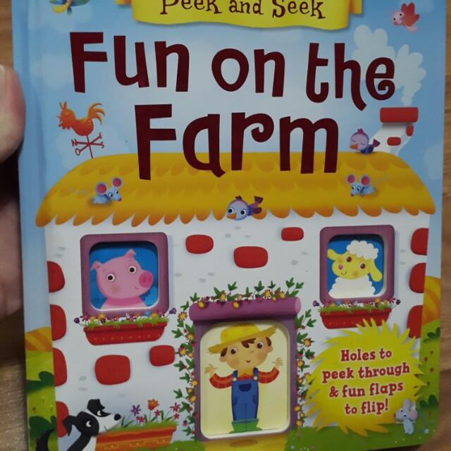 Fun on the farm - BBW book