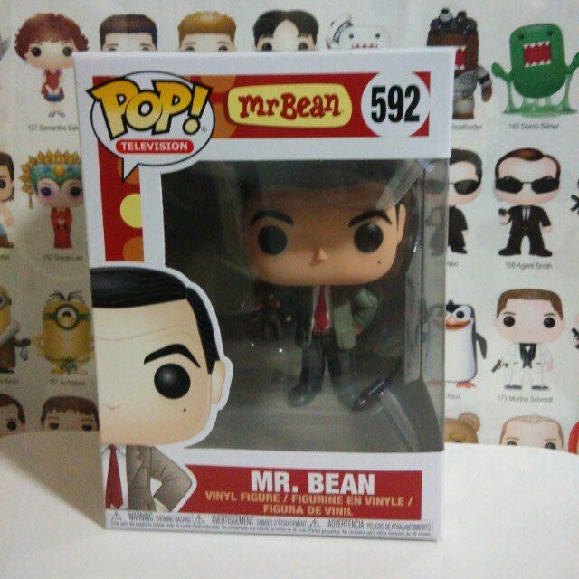 Funko Pop Mr Bean Vinyl Figure Collectible Toy Gift TV Drama Series