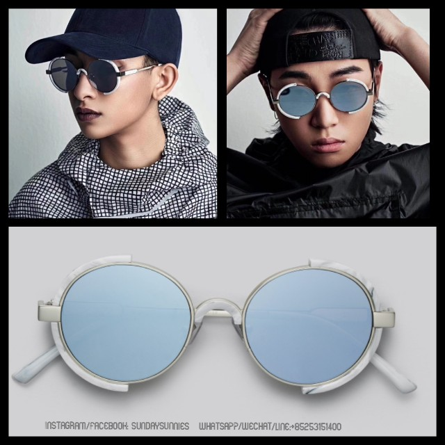 d08c7966cd Gentle Monster infinity Round Sunglasses 2018 model