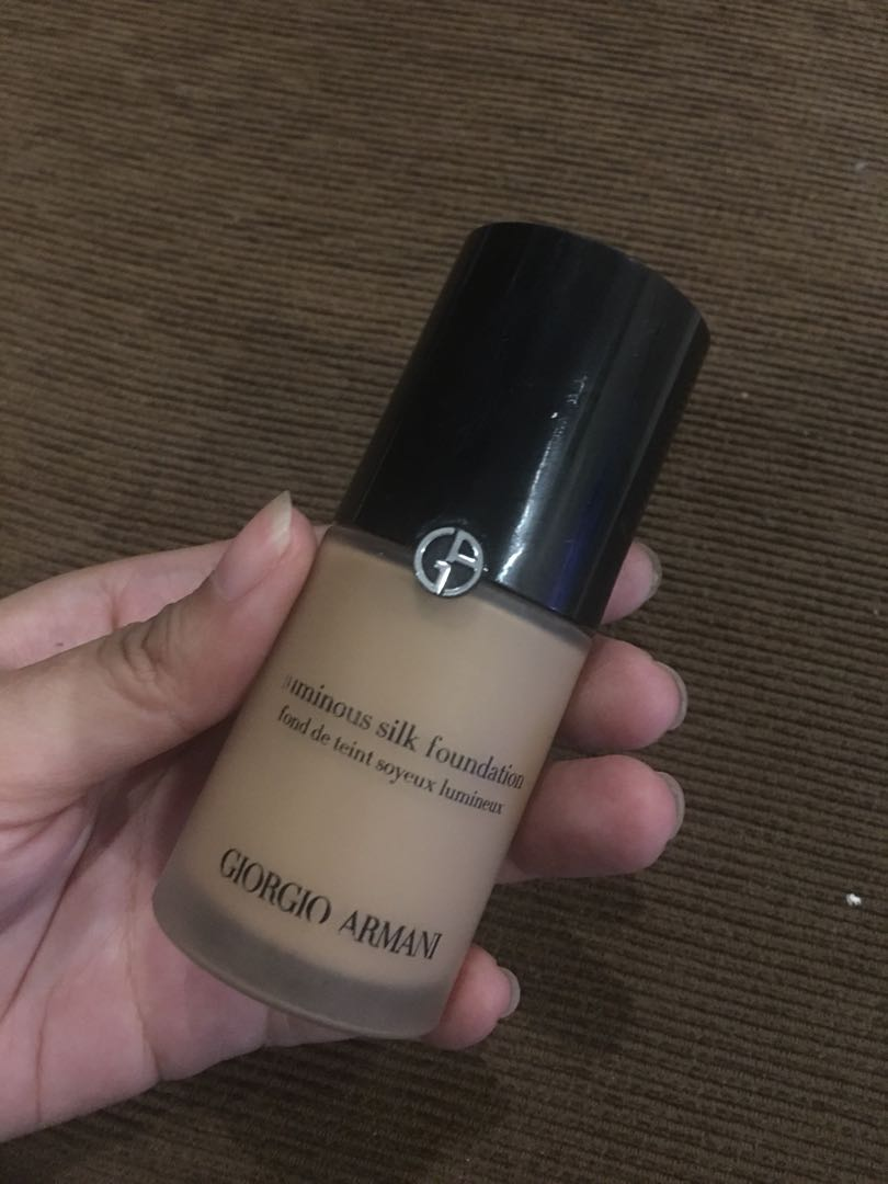 Giorgio Armani Luminous Silk Foundation 5.5