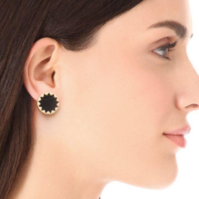 House of Harlow Sunburst Earrings
