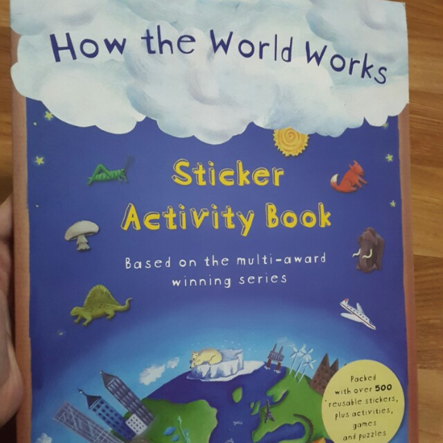 How the world works - BBW Book