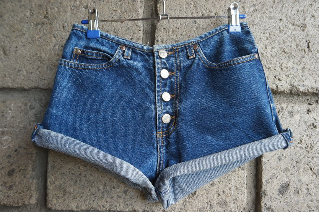 HW Denim Shorts (2)