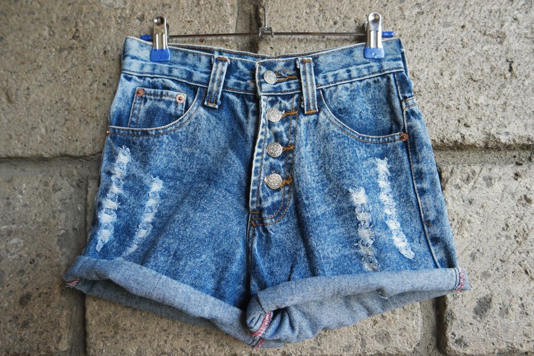HW Denim Shorts (5)