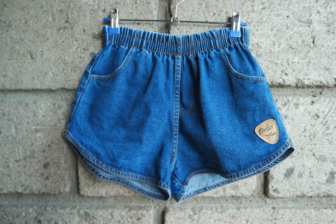 HW Denim Shorts  (7)