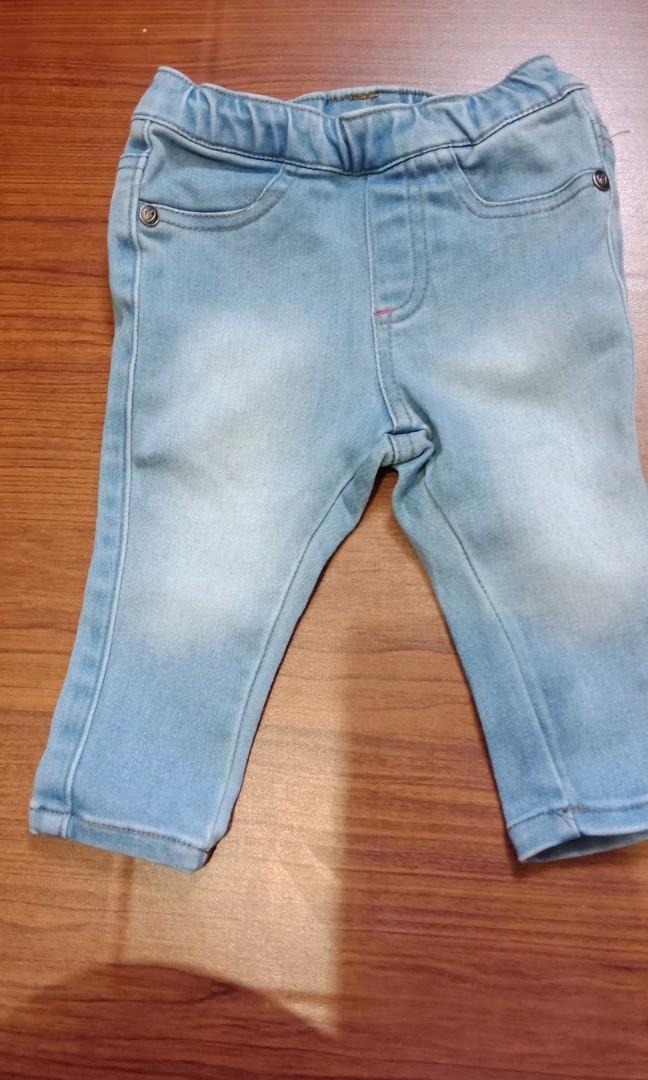 Jeans bayi merk mothercare