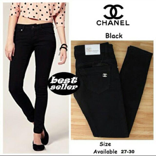 Jeans Chanel size 27-30