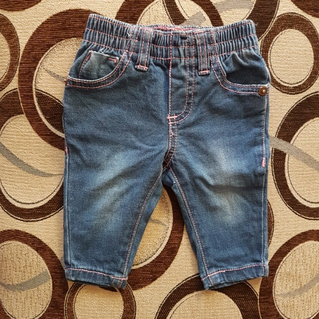 Jeans Coolgirl 6-9mo
