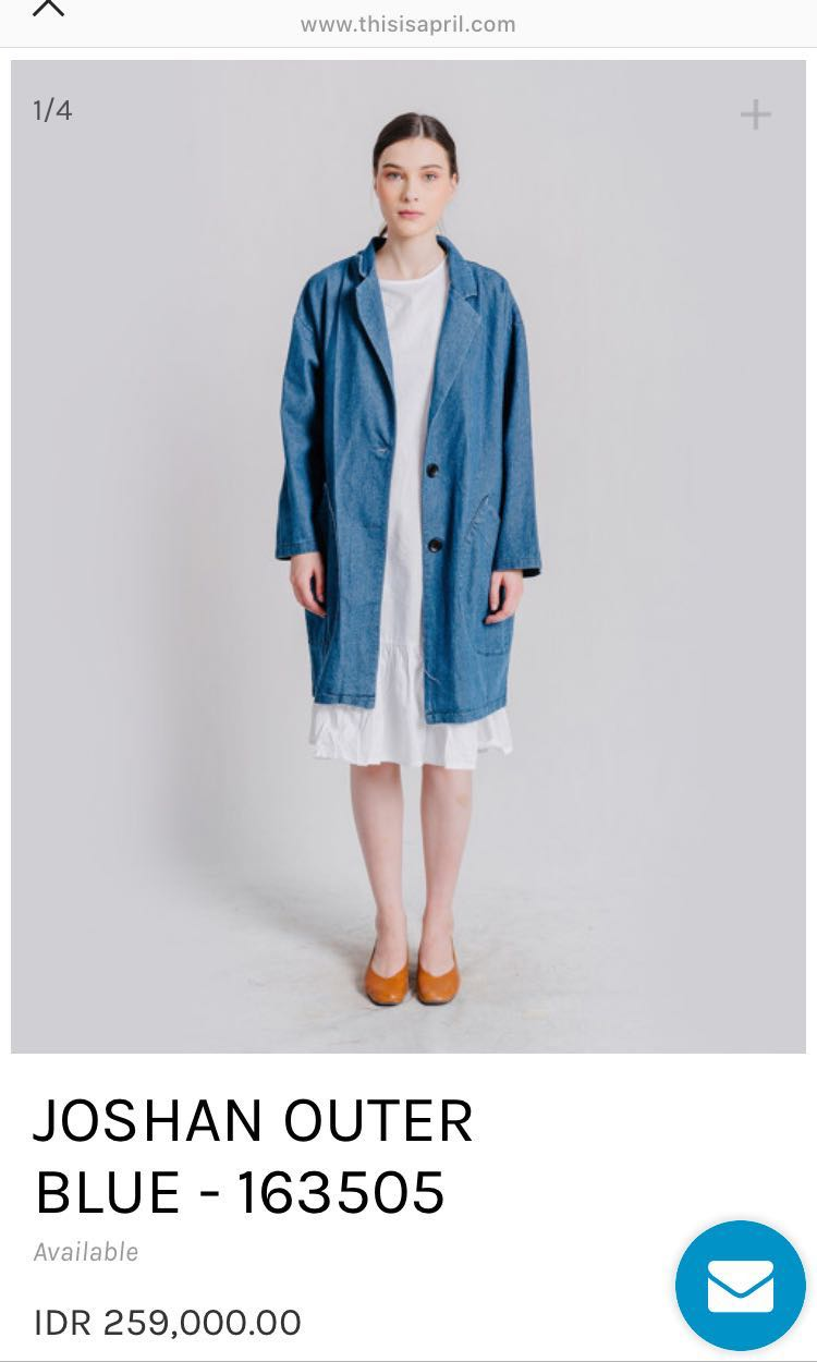 Joshan Outer by This Is April