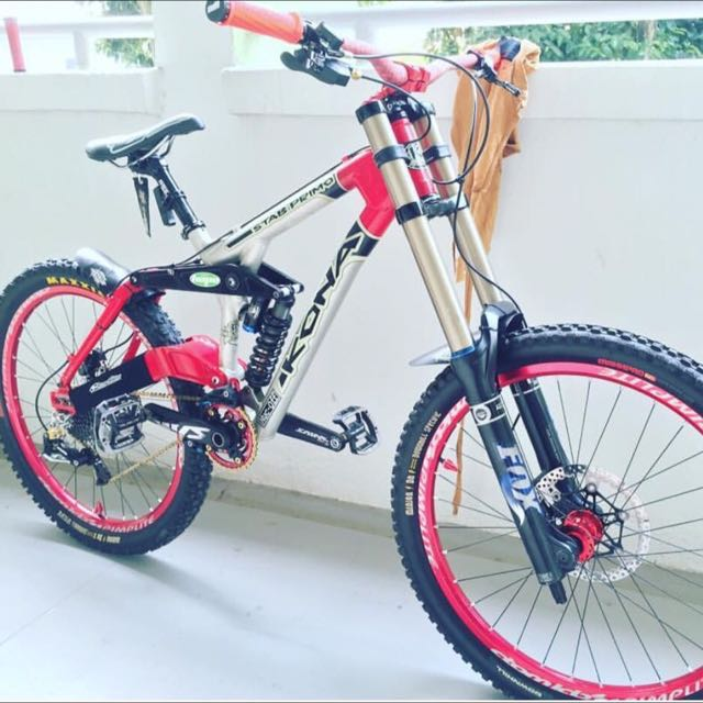 bbbbda8f894 Kona Stab Primo DH, Bicycles & PMDs, Bicycles on Carousell