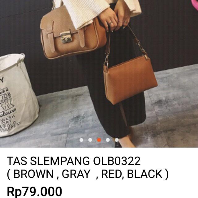 Korean import bag new
