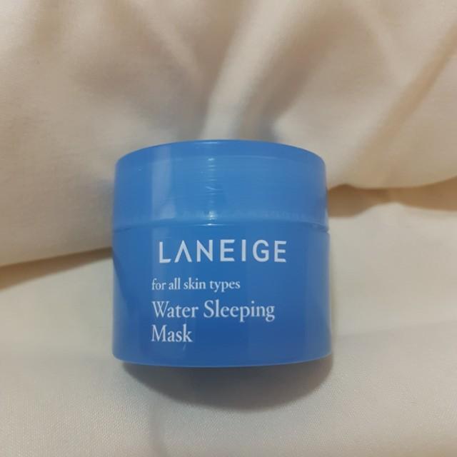 laneige water sleeping mask travel size 15ml