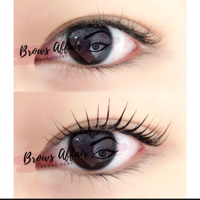 Lash Permsemi Permanent Mascara Spm Health Beauty Makeup On