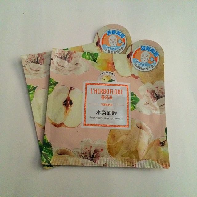 L'Herboflore Sheet Masks
