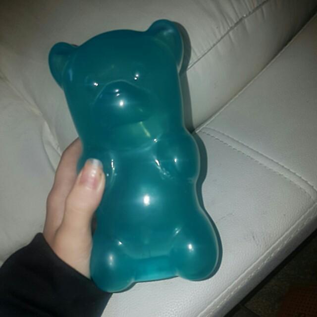 Light up gummy bear