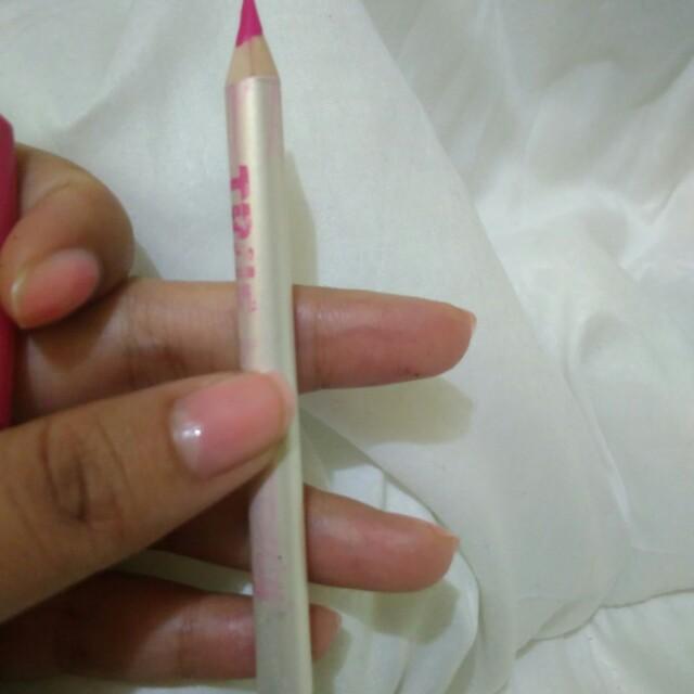 Lip liner pink