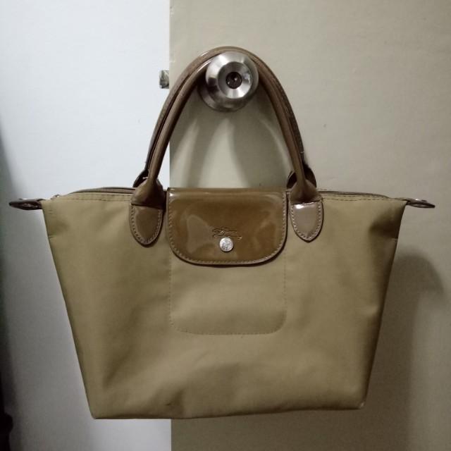 Long champ inspired bag