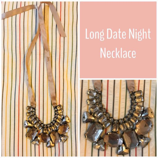 Long Date Night Necklace
