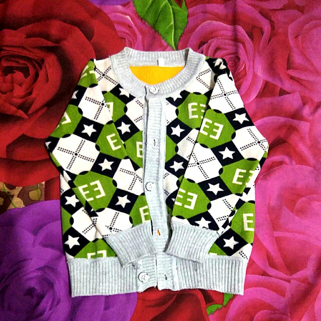 #MakinTebel preloved sweater anak 1-2th