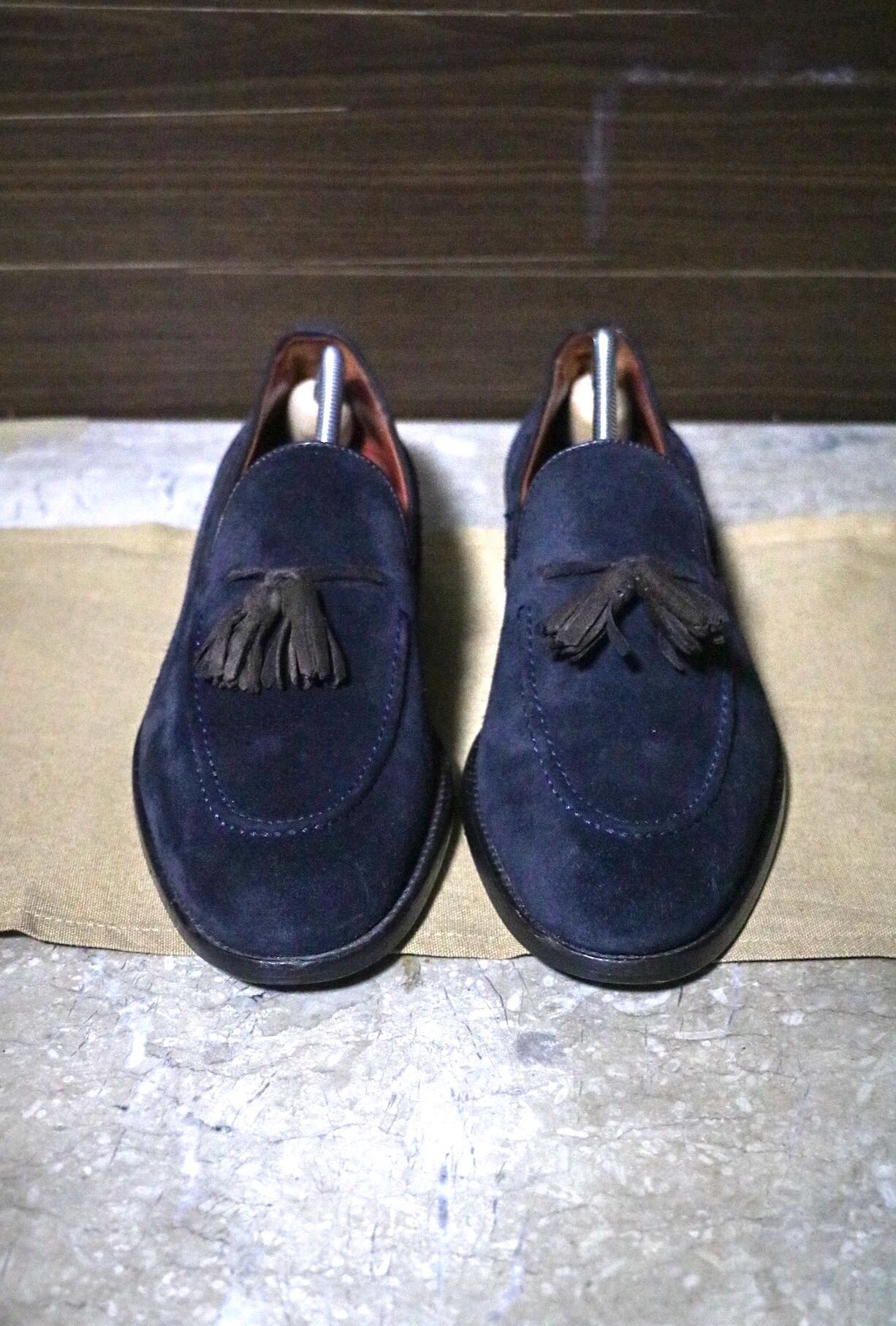 Massimo Dutti Tassel Loafers Cole Haan Bass Rockport