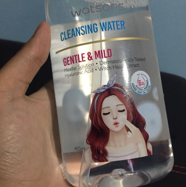 Micellaire water