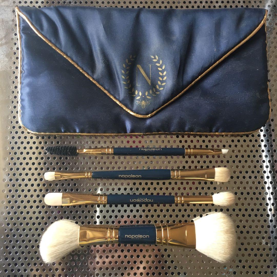 Napoleon Perdis Makeup Brush Set